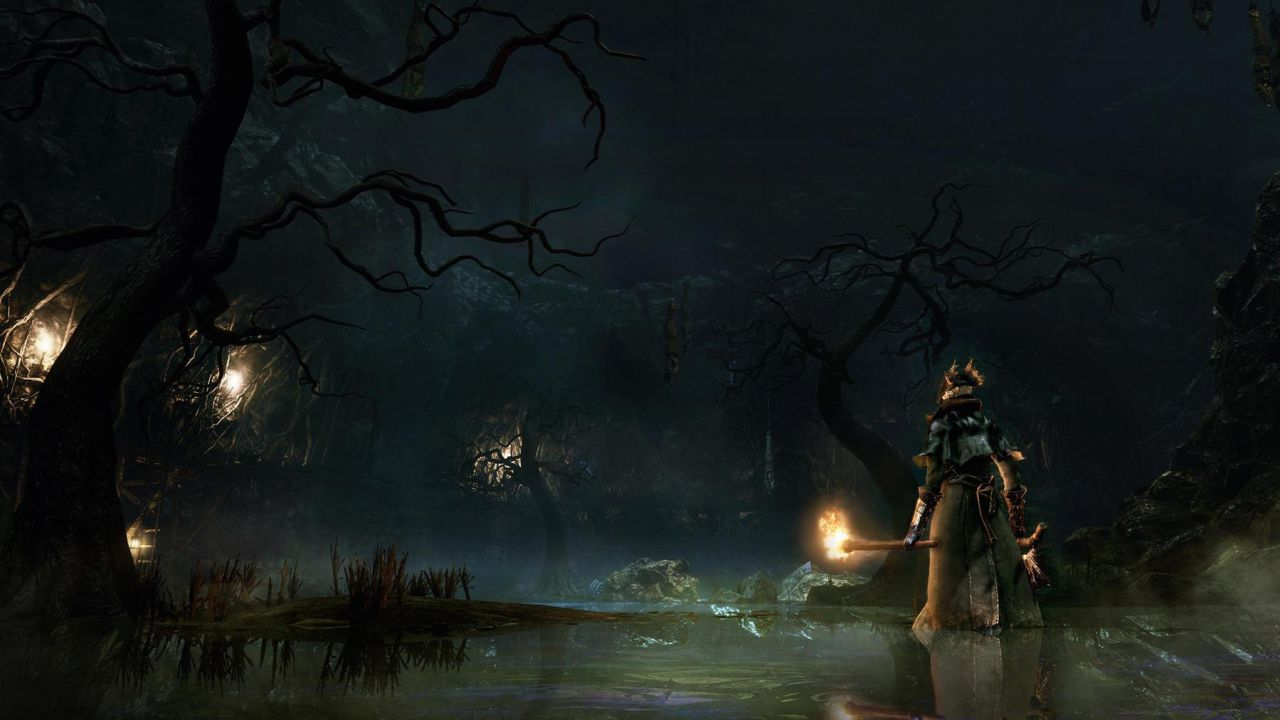 Bloodborne, nuovi screenshot del gioco