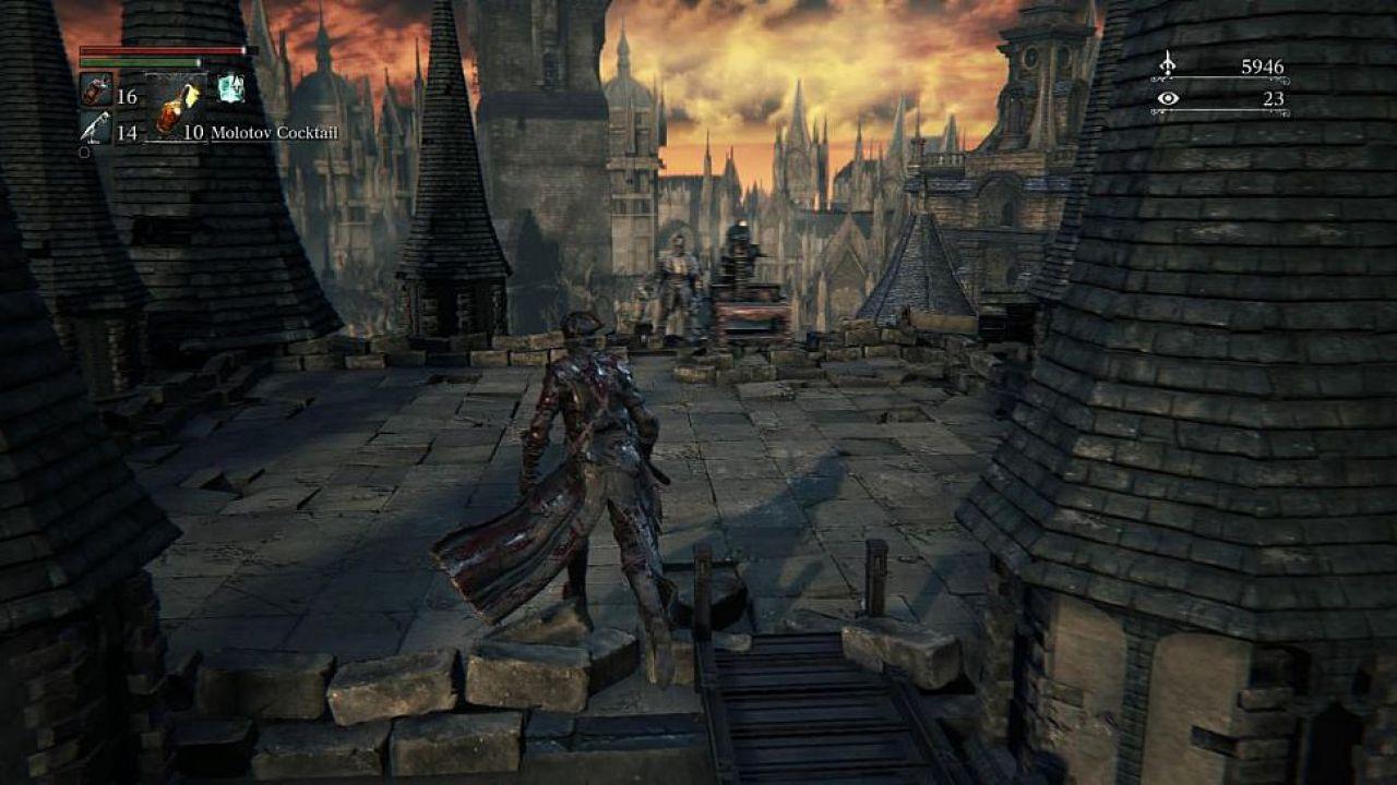 Bloodborne: nuovi video della alpha