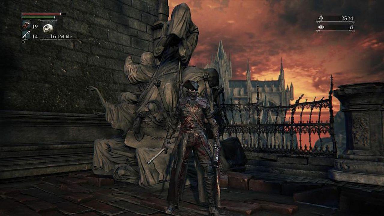 Bloodborne: nuovi video gameplay dall'alpha