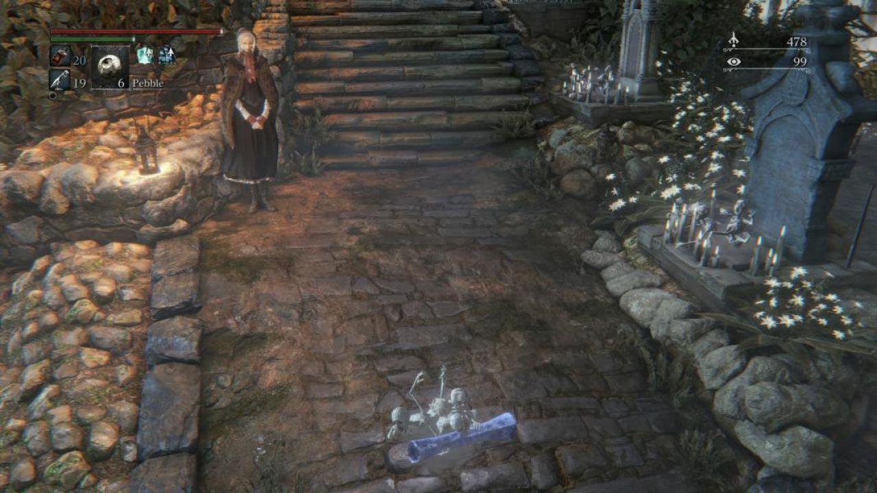Bloodborne: un nuovo video gameplay verrà mostrato all'evento PlayStation Experience 2014