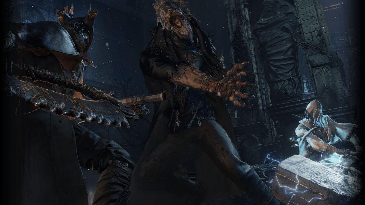 Bloodborne: pubblicati due nuovi artwork del gioco