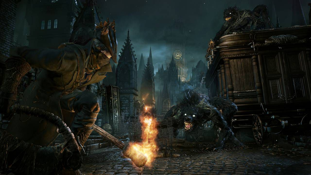 Bloodborne - Q&A Live su Twitch - Replica 16/03/2015