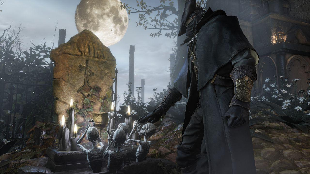 Bloodborne: server nuovamente online, disponibile la patch 1.08