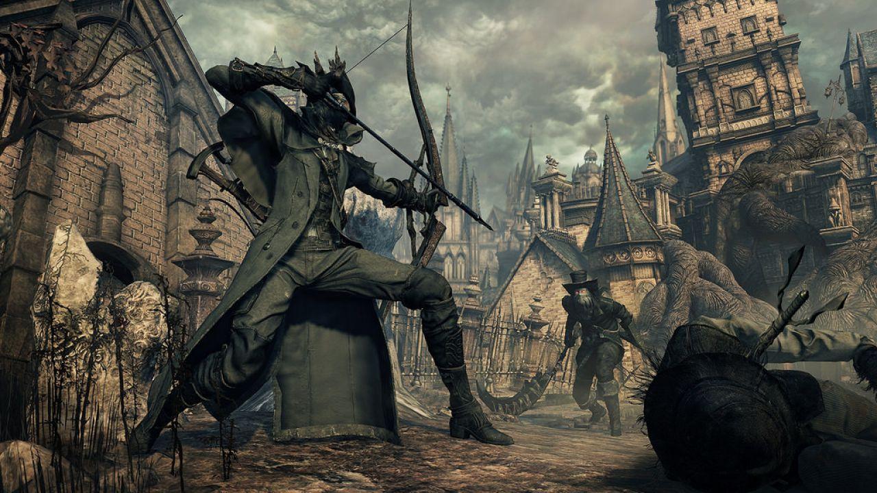 Bloodborne The Old Hunters: nuovi scatti da Famitsu
