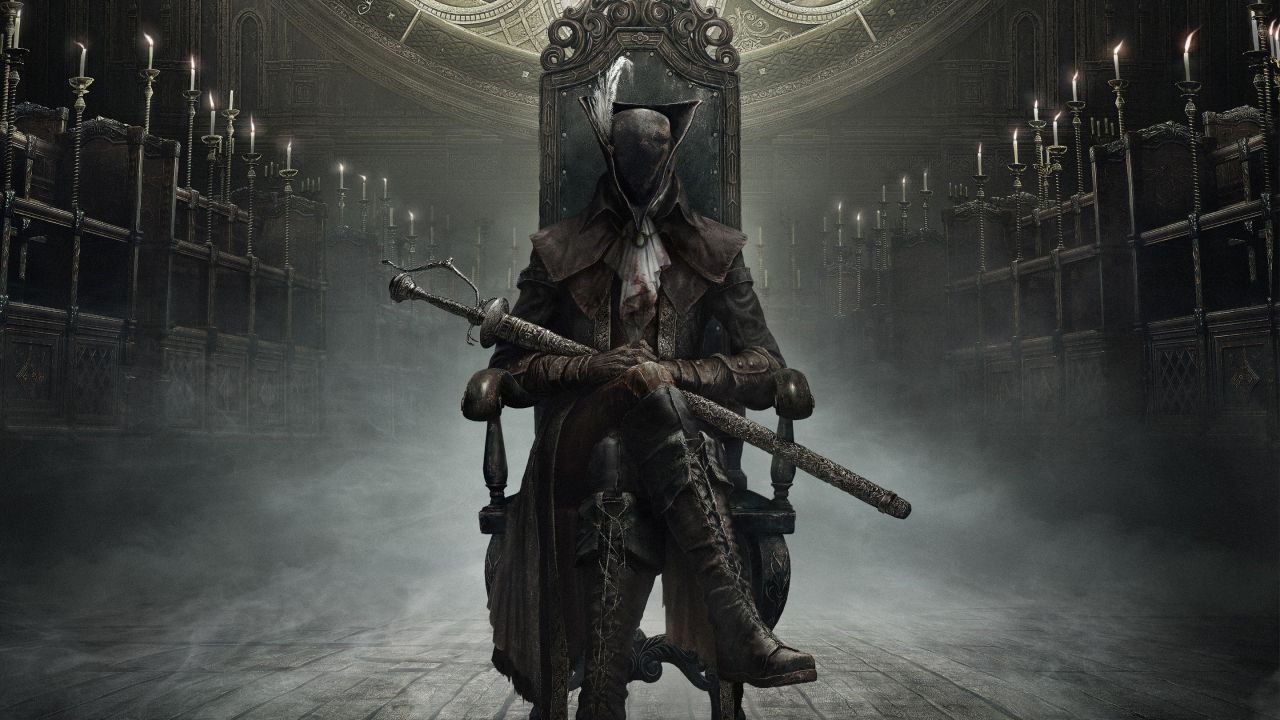 Bloodborne: The Old Hunters in offerta sul Playstation Store a 6.99 euro