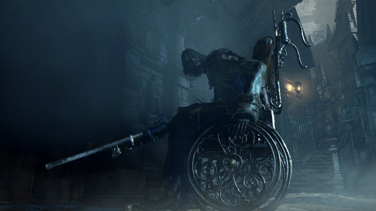 Bloodborne The Old Hunters: un'immagine teaser mostra una nuova arma
