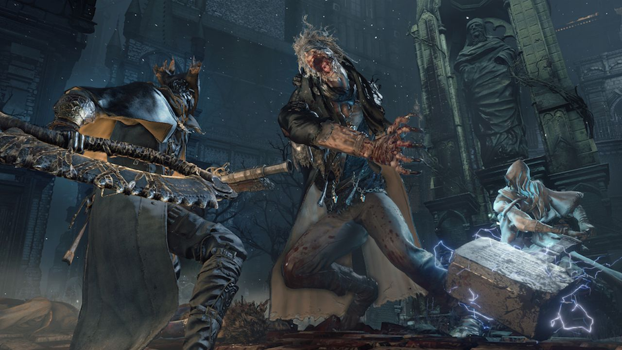 Bloodborne The Old Hunters: video con 45 minuti di gameplay