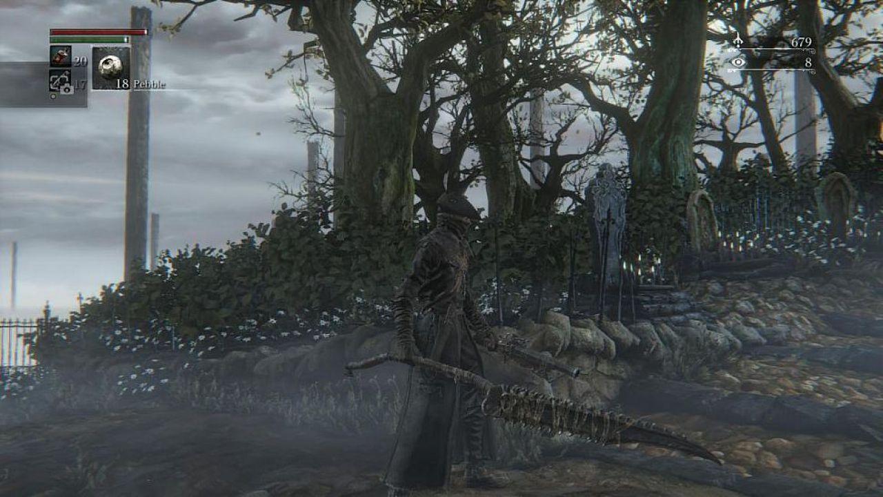 Bloodborne: tre video gameplay tratti dall'alpha