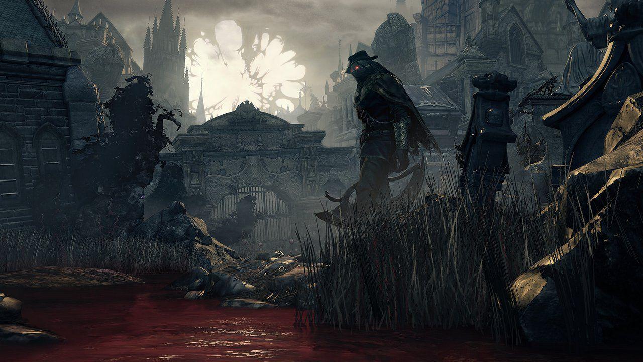 Bloodborne: una delle nuove armi di The Old Hunters si mostra in un video