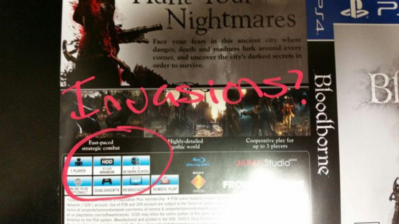 Bloodborne: valanga di informazioni dal sito ufficiale giapponese