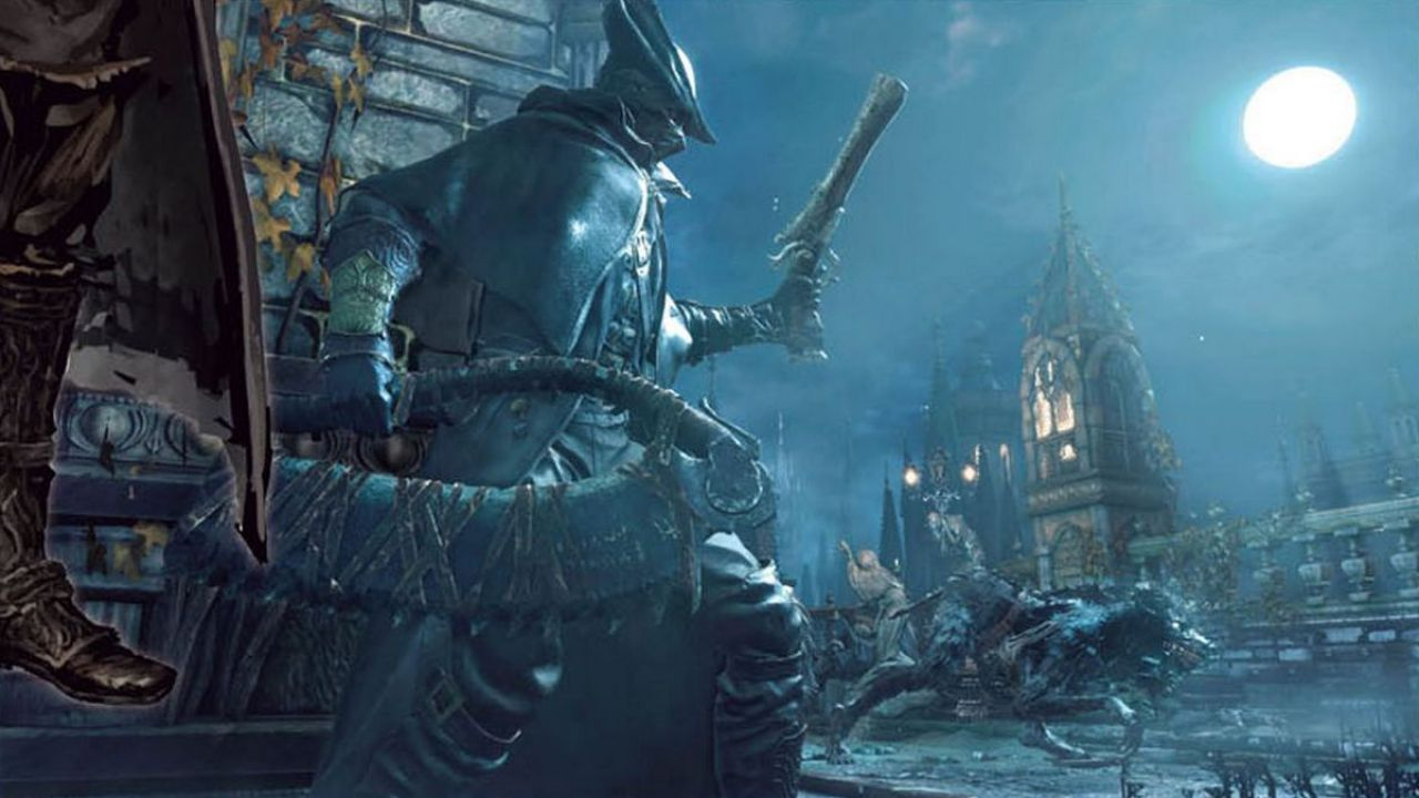 Bloodborne: video con cinquanta secondi di gameplay