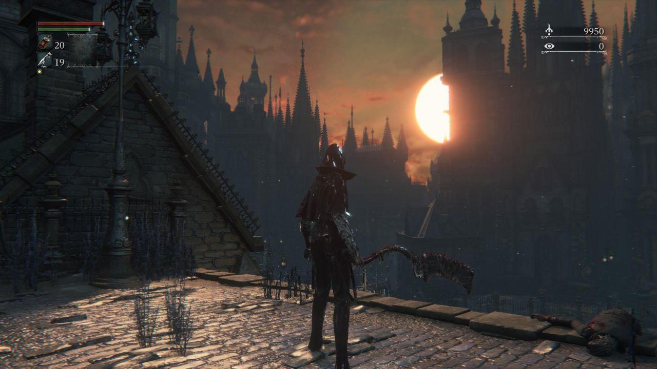 Bloodborne: un video mostra i primi 40 minuti del gioco