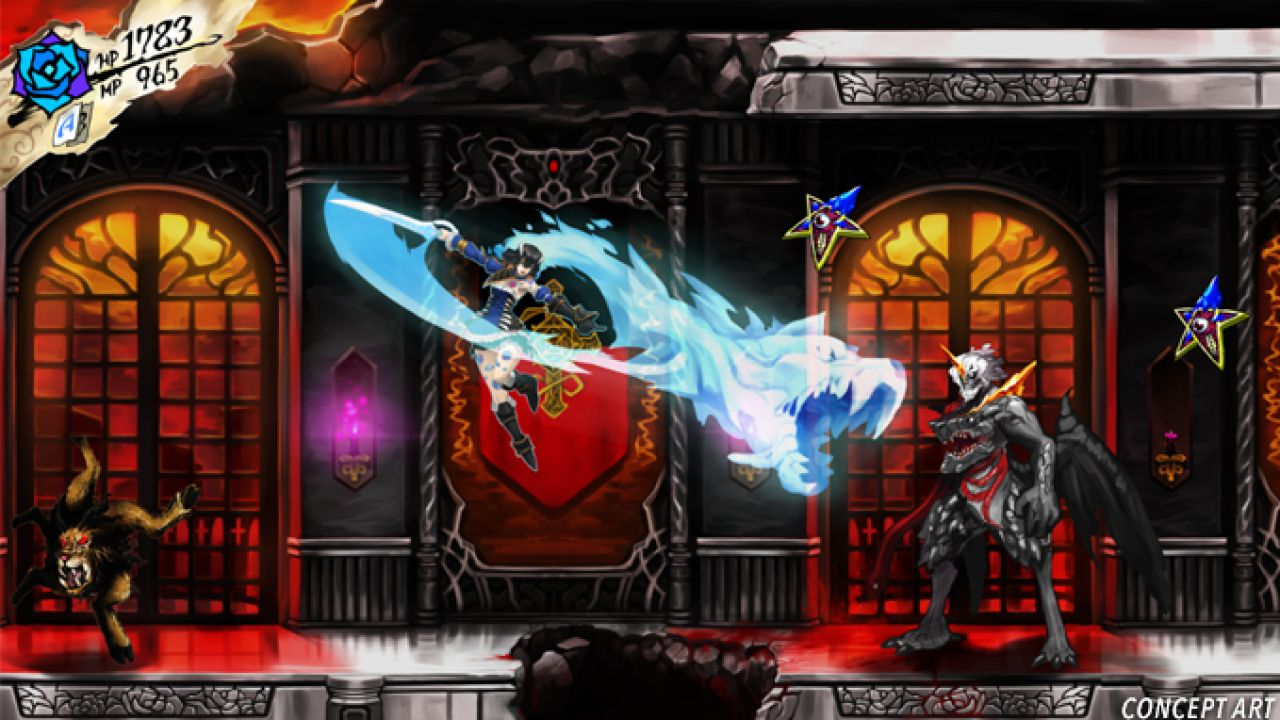 Bloodstained: Ritual of the Night parlerà più lingue