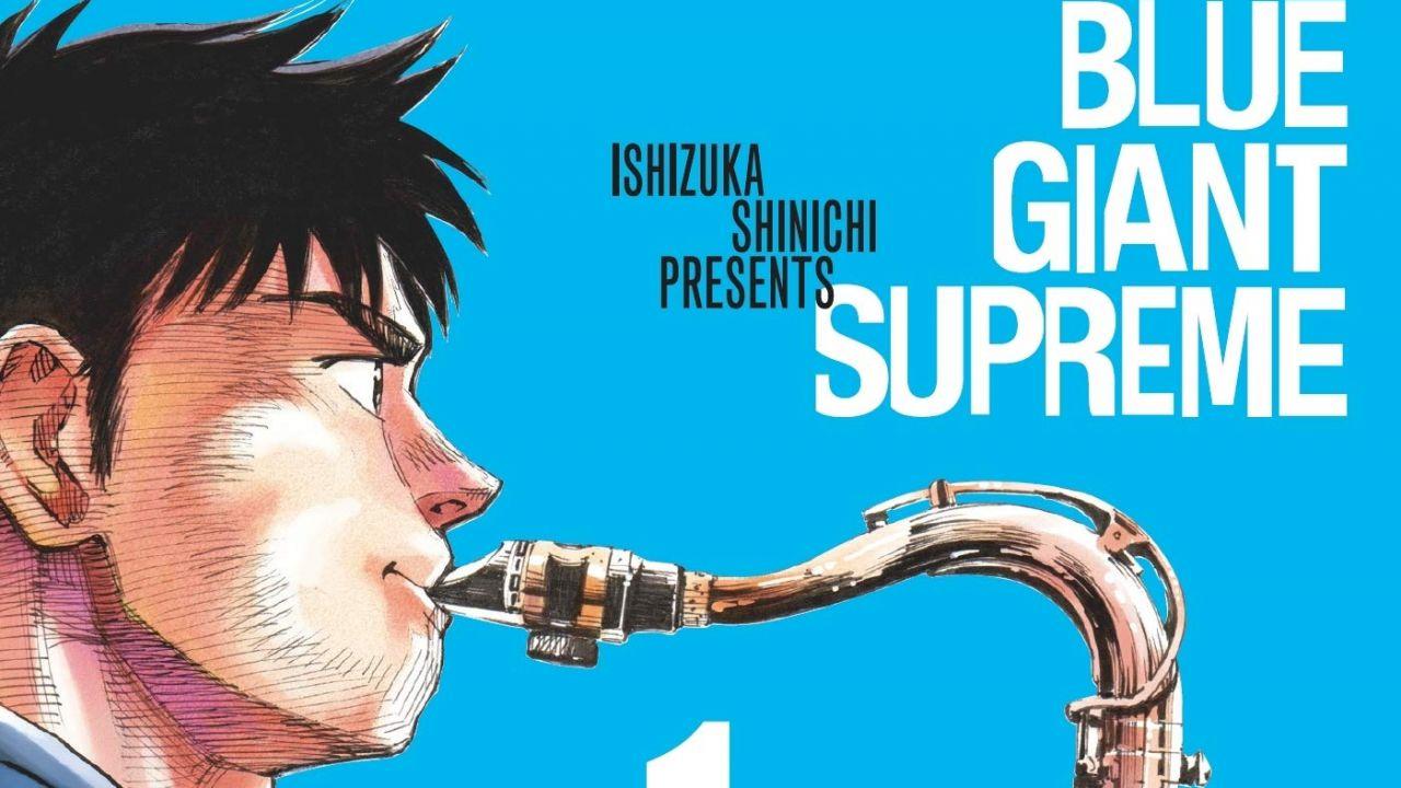 Blue Giant: il manga non finisce con Supreme, arriva la terza parte 'Explorer'