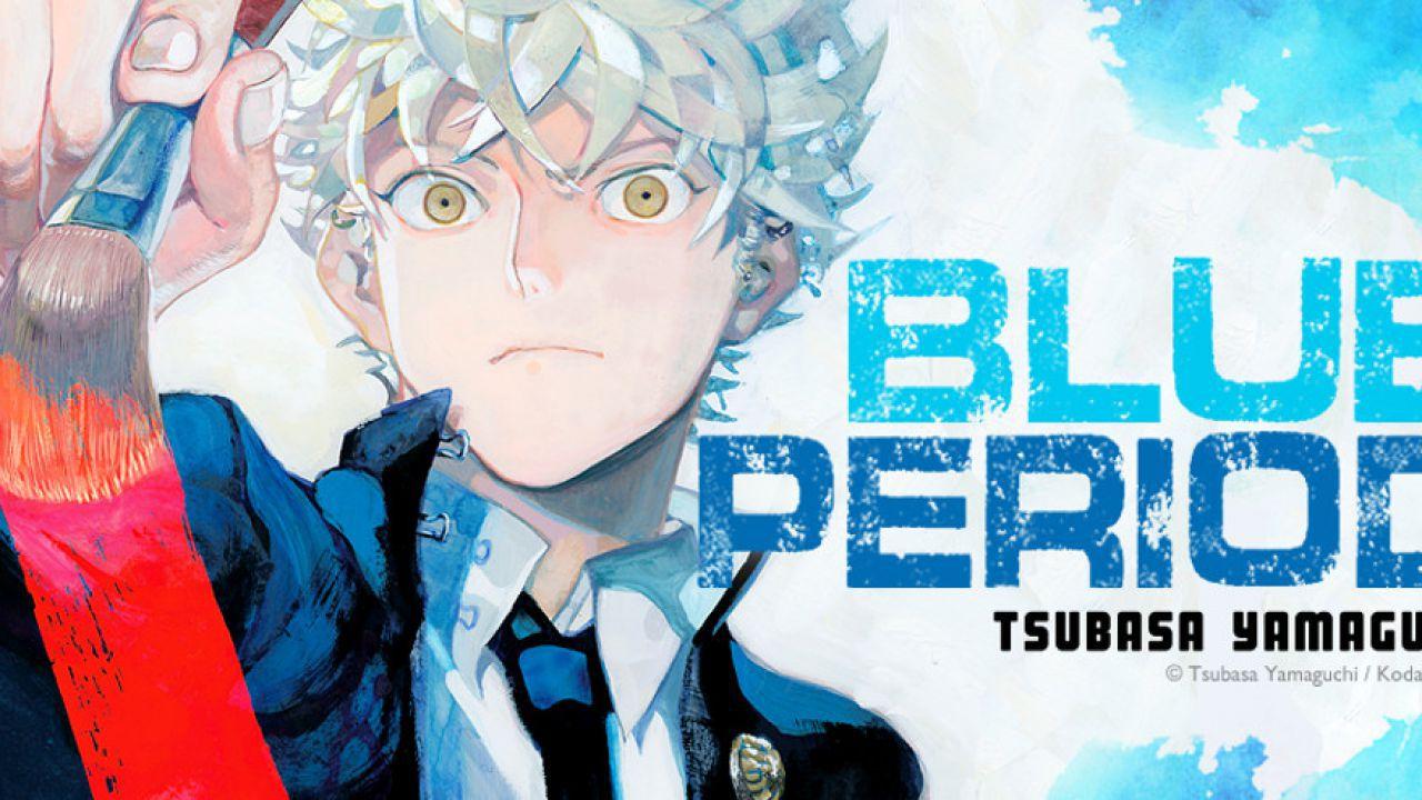 Blue Period: il pluripremiato manga di Tsubasa Yamaguchi arriva in Italia