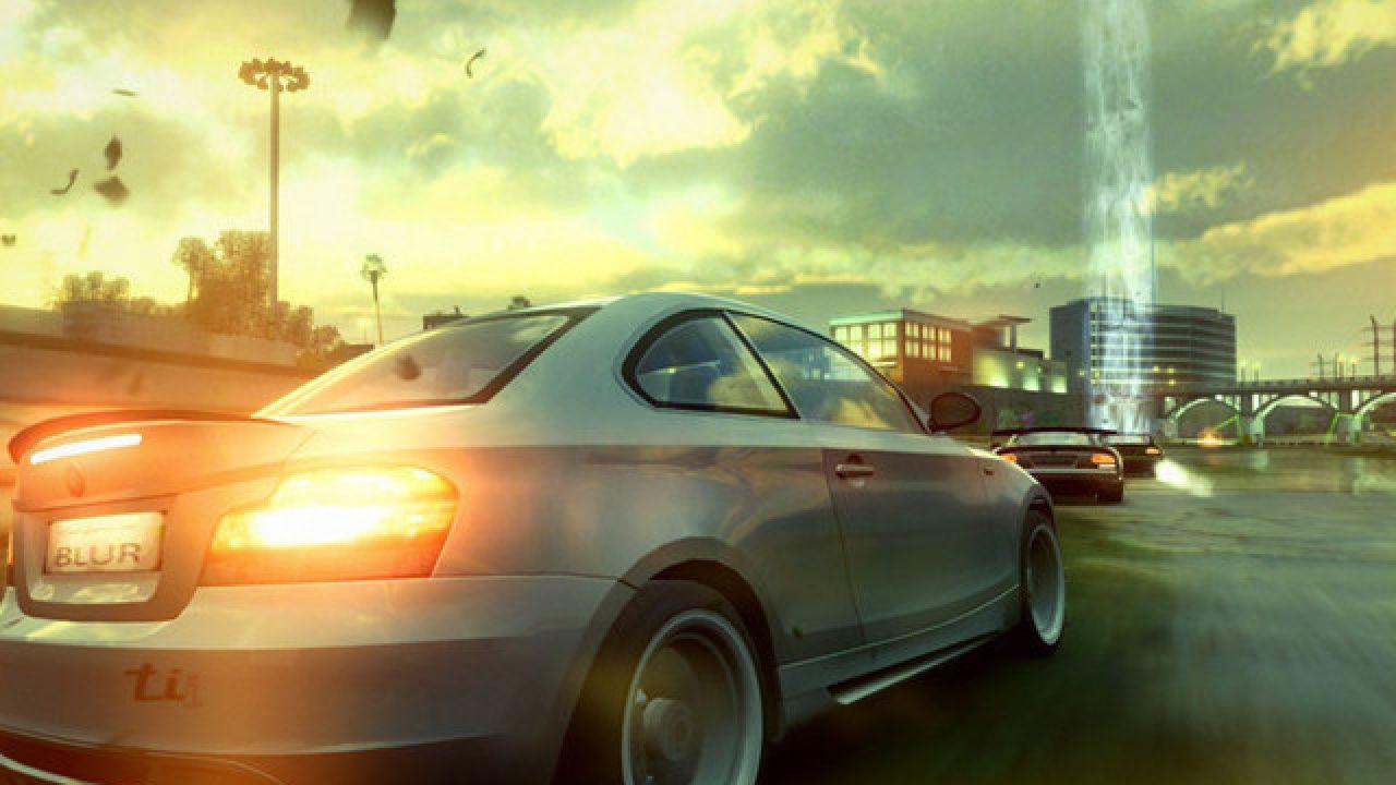 Blur, prenota da Gamestop per ricevere l'Advantage Booster Kit Multi-Player