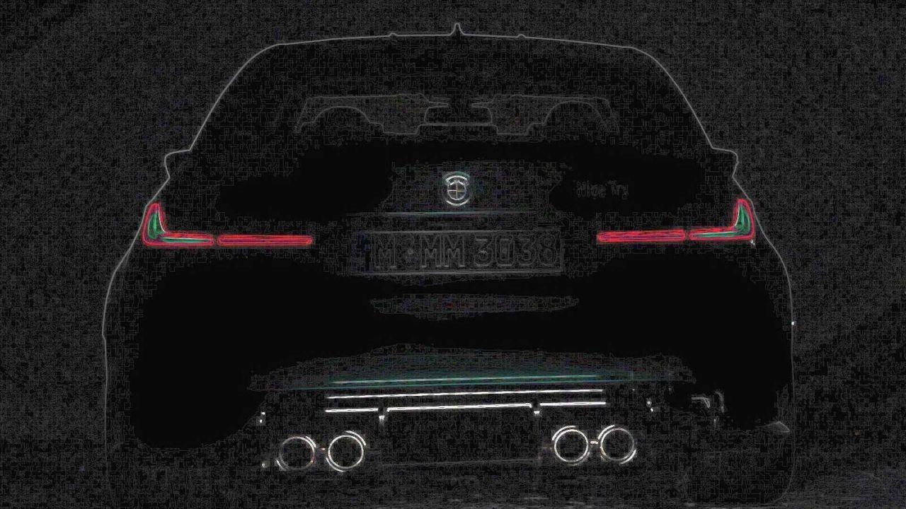 BMW ci ha fregati: le immagini di M3 e M4 nascondevano 'dettagli' interessanti