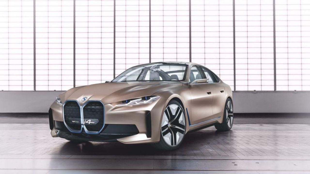 BMW i M: un mostriciattolo elettrico è quasi pronto al debutto