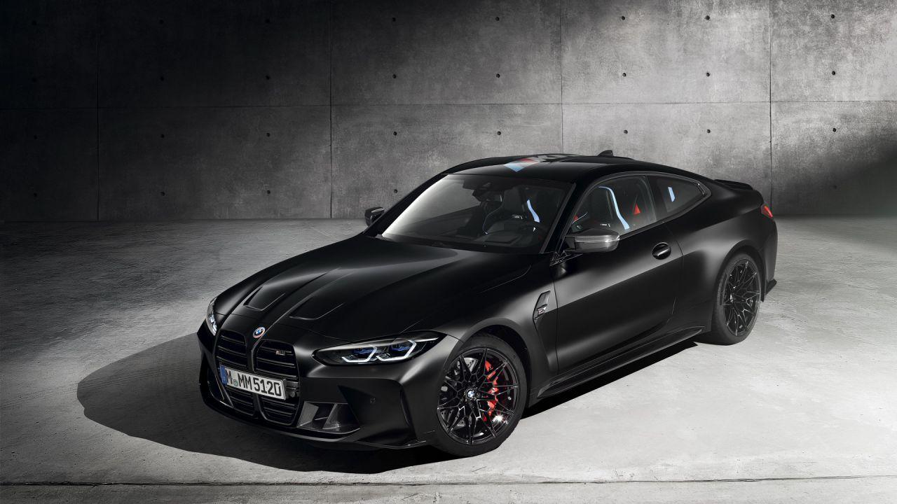 BMW M4 Competition: la potentissima berlina arriva anche in 'by Kith' Edition