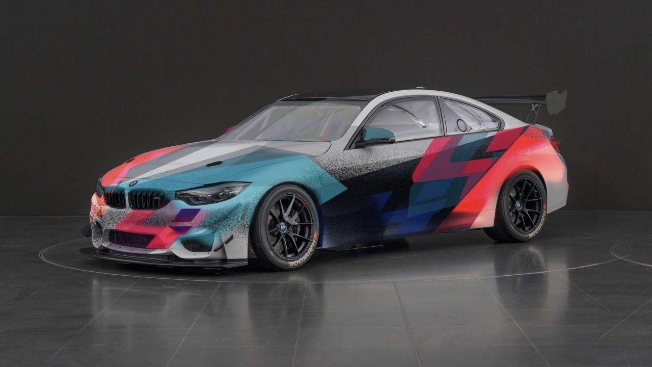 BMW M4 GT4, arrivano le livree speciali create dai designer del Gruppo BMW