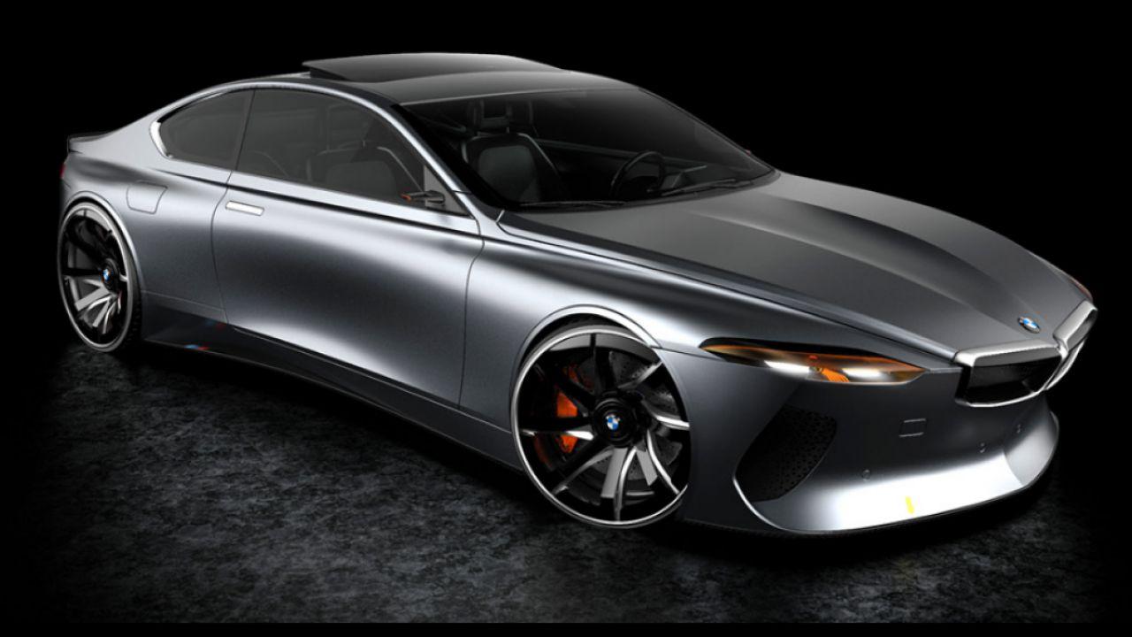BMW Serie 6 E24 in chiave futuristica? Ci hanno già pensato