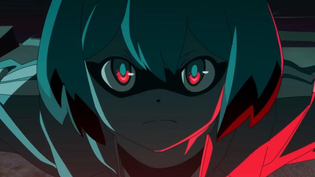 BNA: Brand New Animal, il nuovo anime targato Studio Trigger, si mostra in una key visual