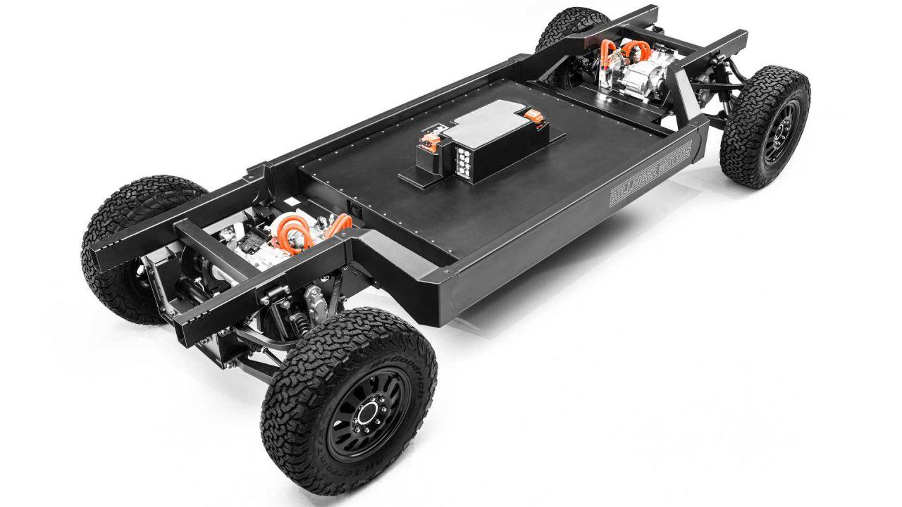 Bollinger lancia la piattaforma EV Class 3 e sfida Tesla e Volkswagen