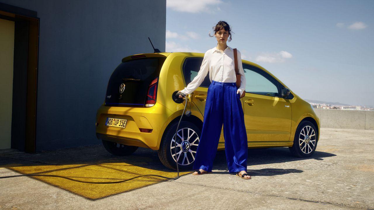 Boom della nuova Volkswagen e-up: in tre mesi vendute 20.000 unità