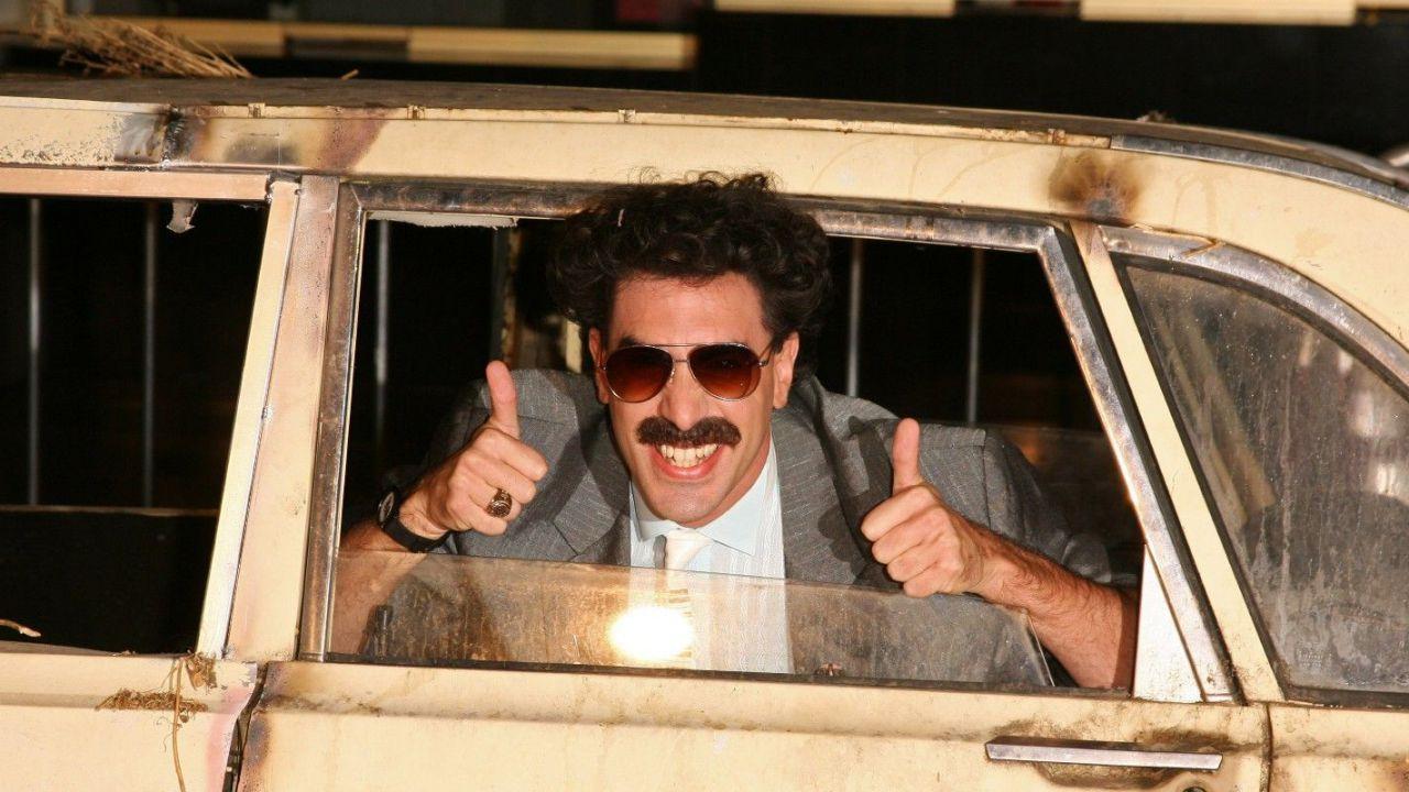 Borat 2, Sacha Baron Cohen aveva nel mirino un altro bersaglio: ecco chi