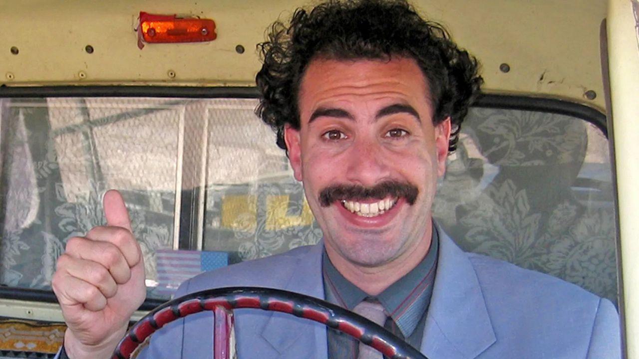 Borat 2, per Sacha Baron Cohen il sequel era necessario: 'La democrazia era in pericolo'