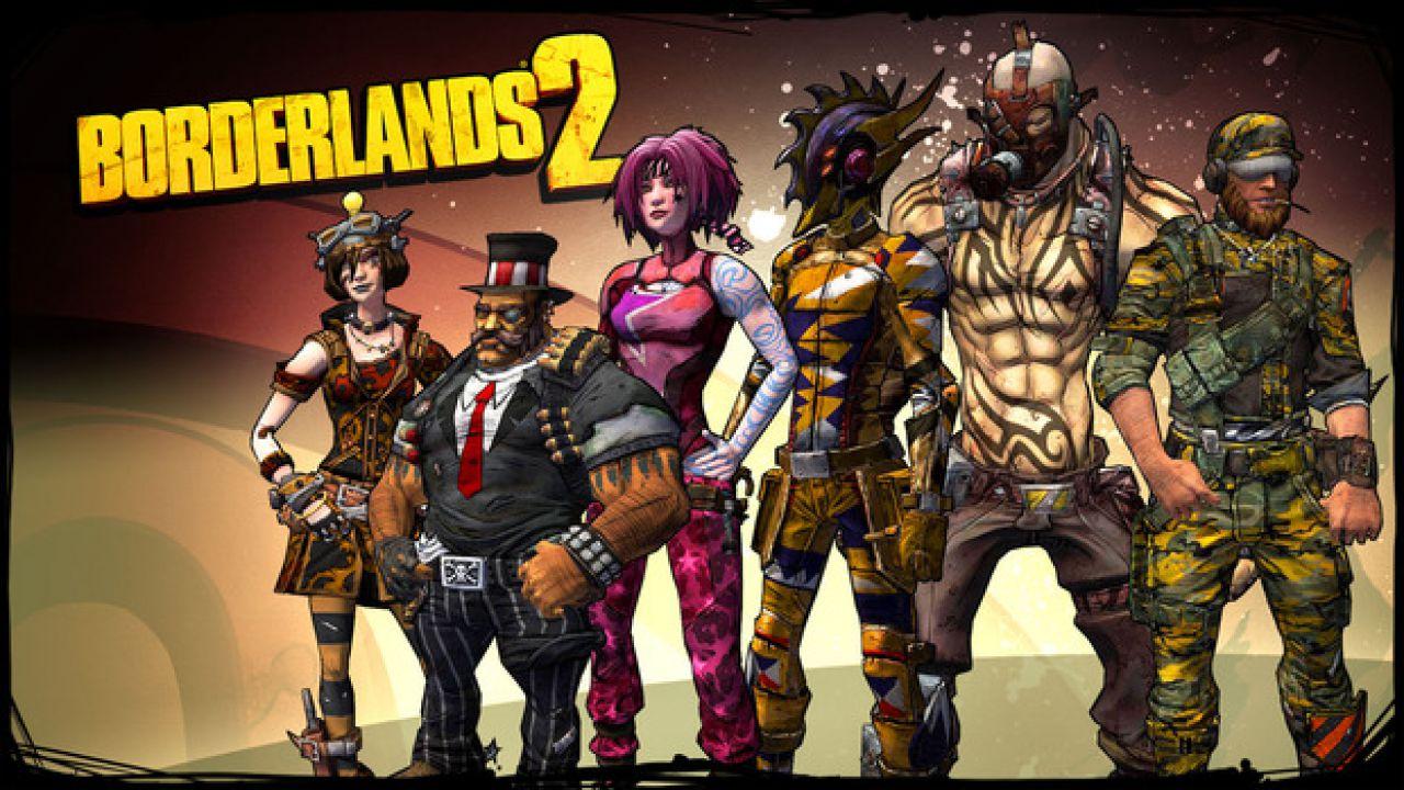 Borderlands 2: la GOTY costerà 59,99$
