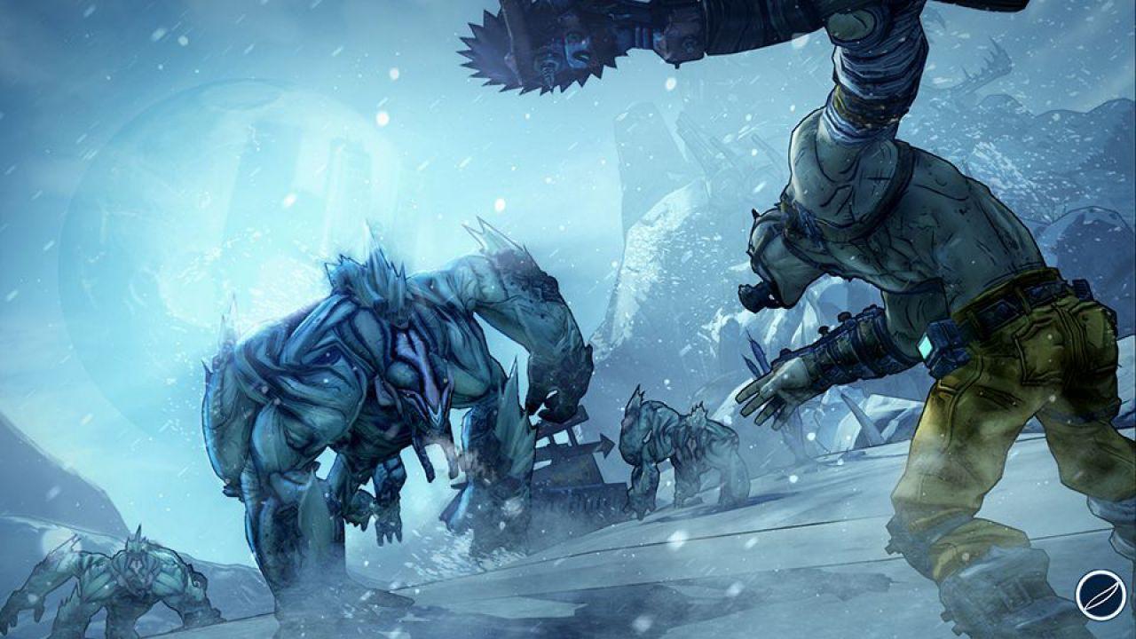 Borderlands 2: nuove immagini per la versione PSVita