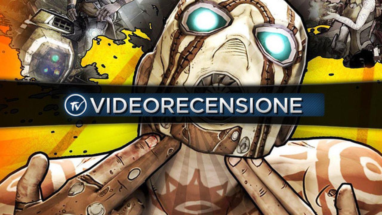 Borderlands 2: il sesto personaggio, Krieg il Bandito Psycho, disponibile dal 14 Maggio