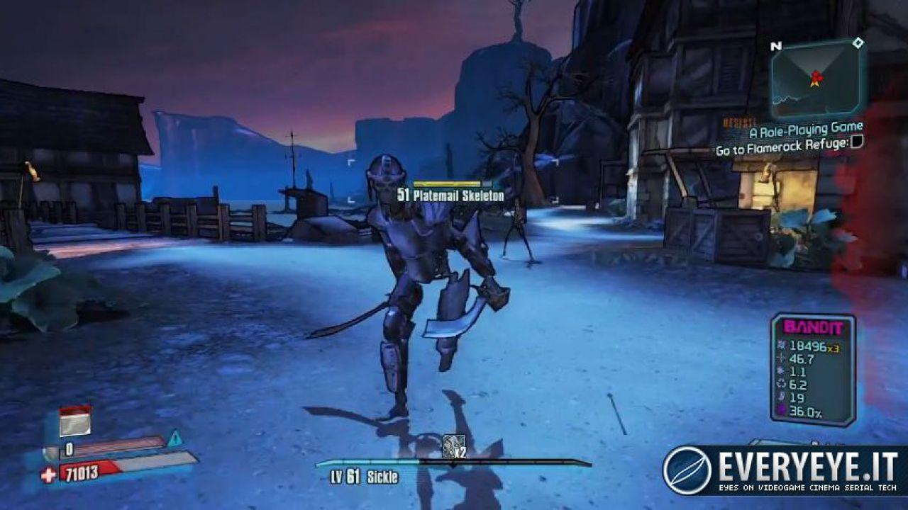 Borderlands 2: Tiny Tina's Assault on Dragon Keep - video gameplay dall'ultimo DLC
