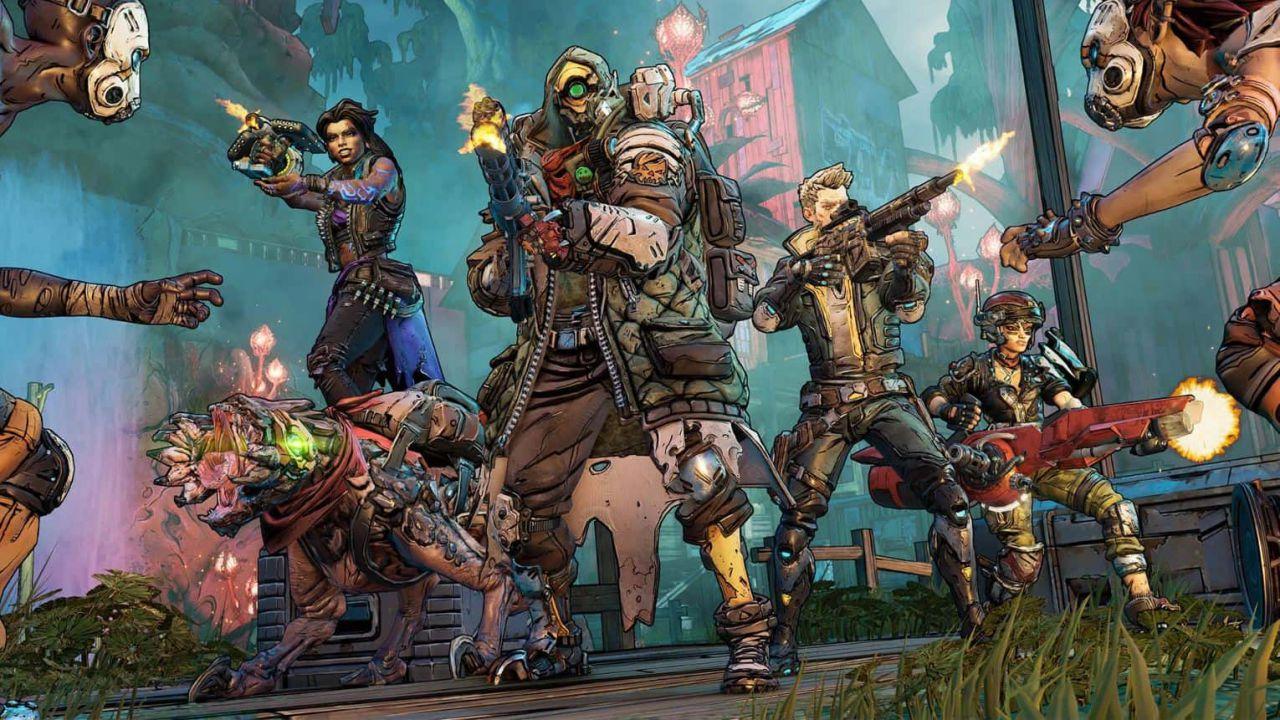 Borderlands 3 raggiunge i 120fps su PS5 e Xbox Series X|S con la patch nextgen