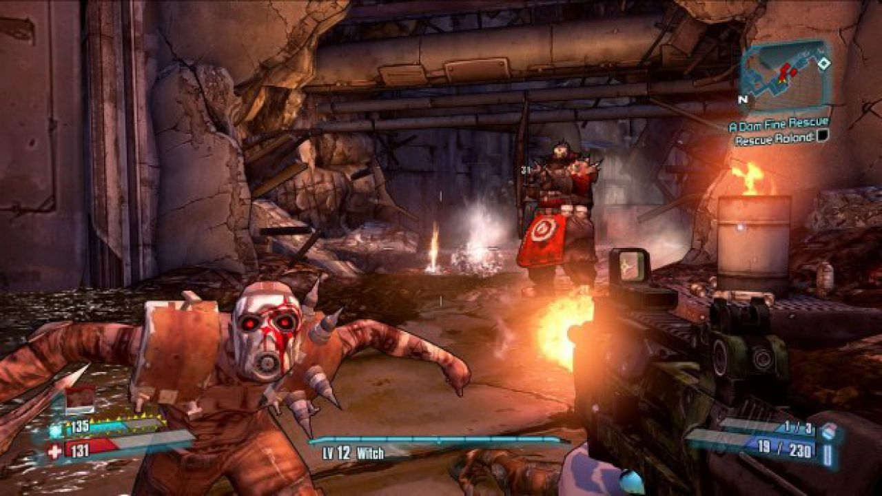 Borderlands The Handsome Collection è entrato in fase Gold