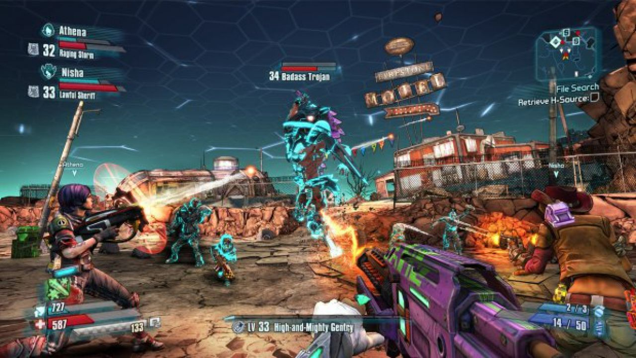 Borderlands The Handsome Collection: un video mostra la co-op in split-screen