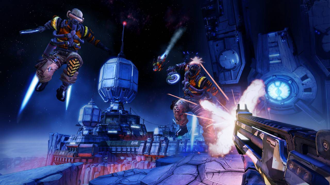 Borderlands The Pre-Sequel arriverà su PlayStation 4?