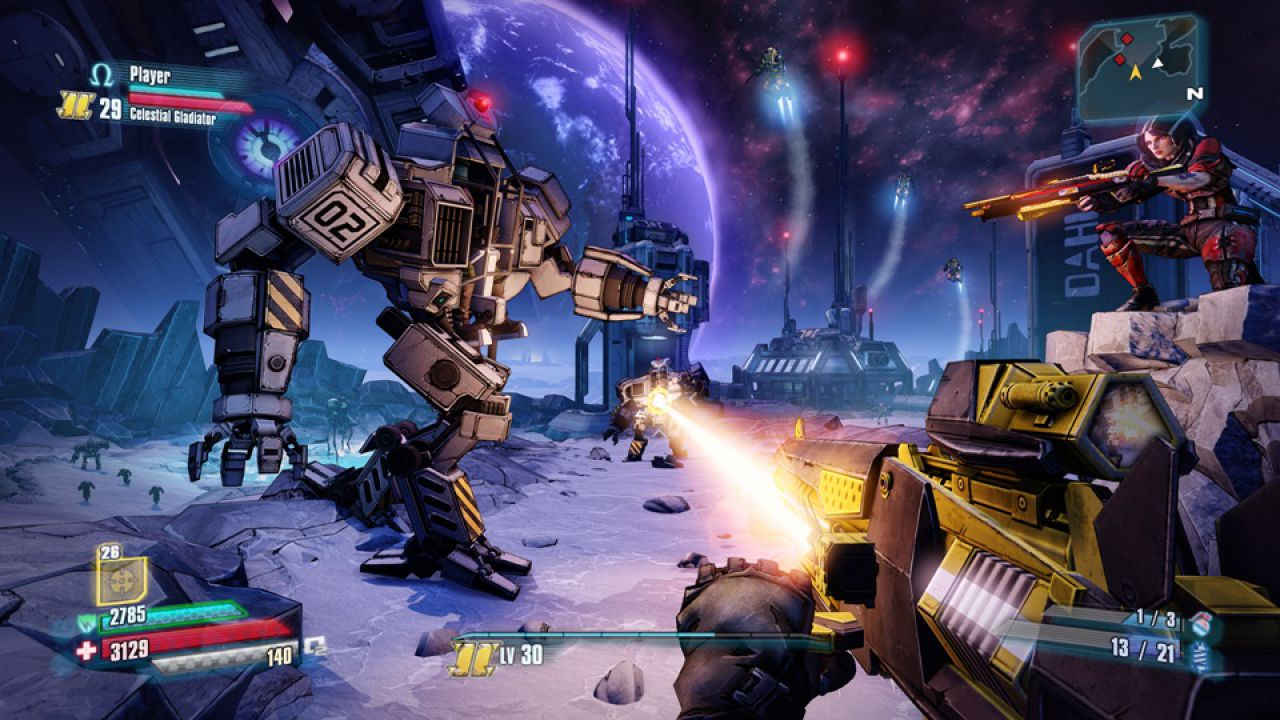 Borderlands The Pre-Sequel, due video gameplay per la modalità cooperativa