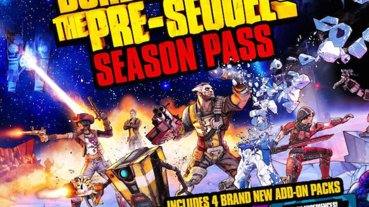 Borderlands The Pre-Sequel: provato alla Gamescom
