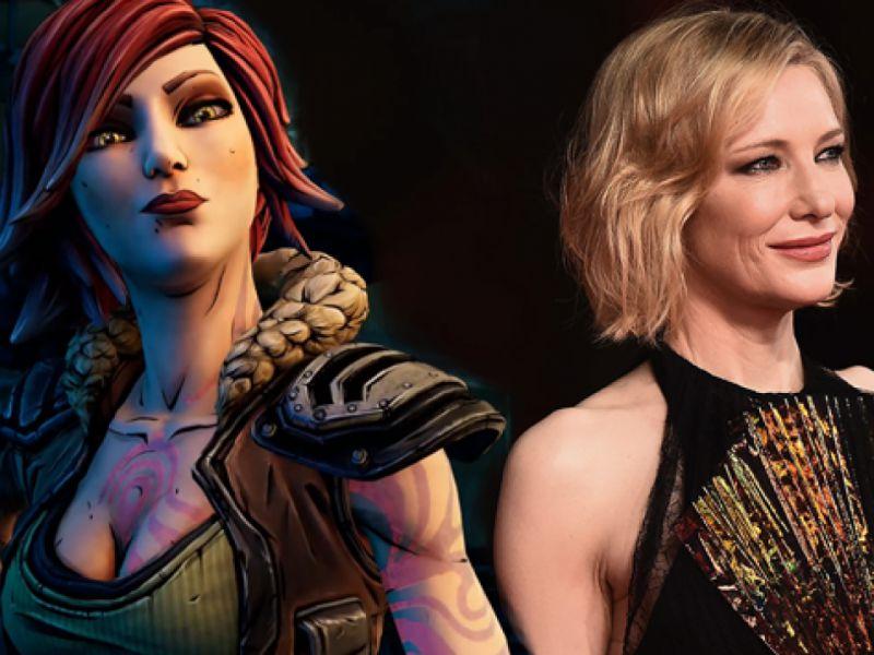 Borderlands, è ufficiale: Cate Blanchett sarà Lilith nel film di Eli Roth