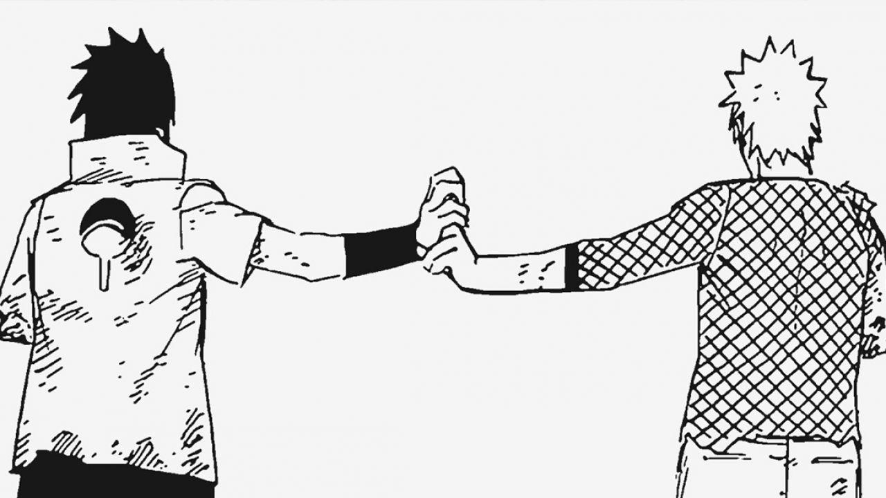 Boruto 49: Sasuke e Naruto stanno per affrontare la battaglia più ardua