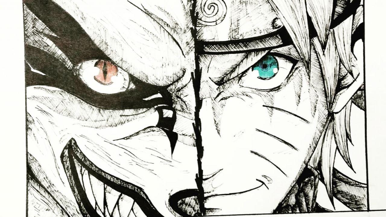 Boruto 51: Naruto e Kurama dominano la scena con una nuova e potente forma