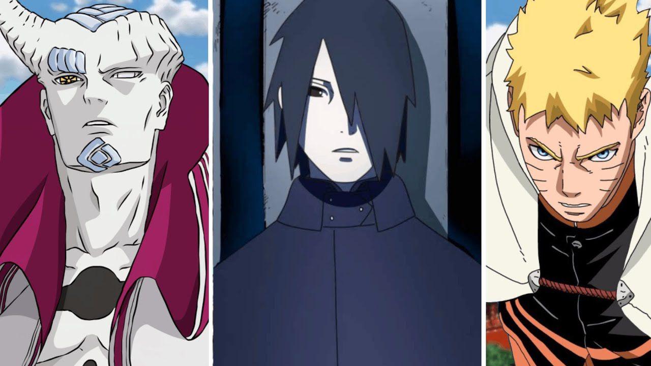 Boruto 52: il sacrificio sta per arrivare, cosa succederà a Naruto e gli altri?
