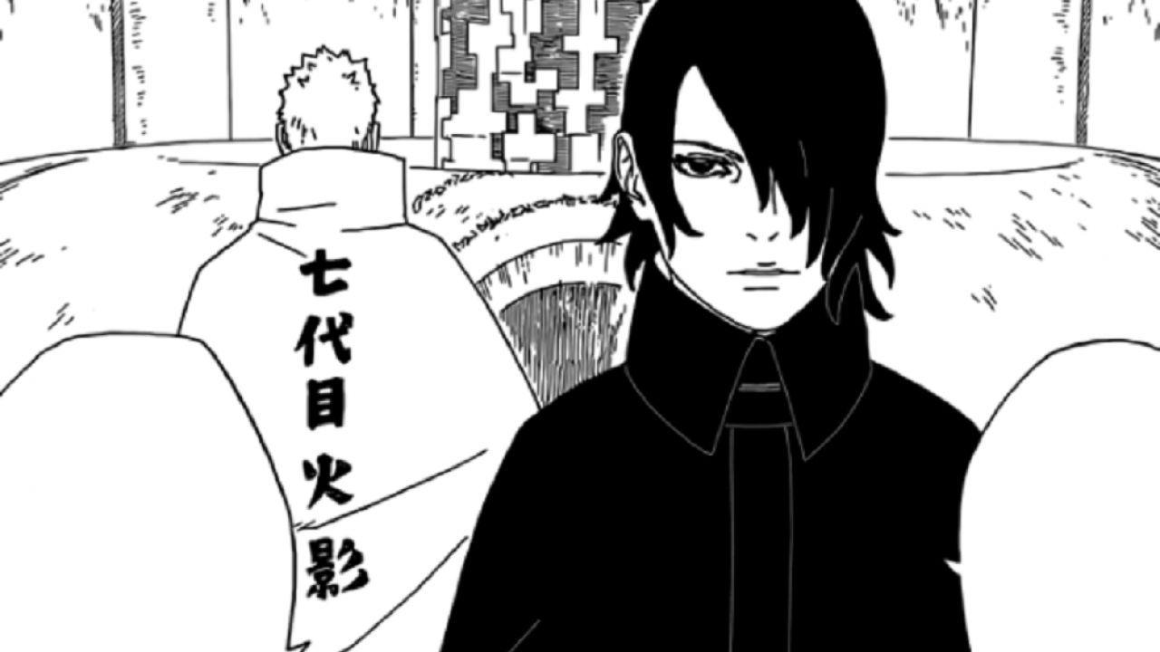Boruto 53: trapela un presunto leak, Sasuke rischia di perdere la sua tecnica più potente?
