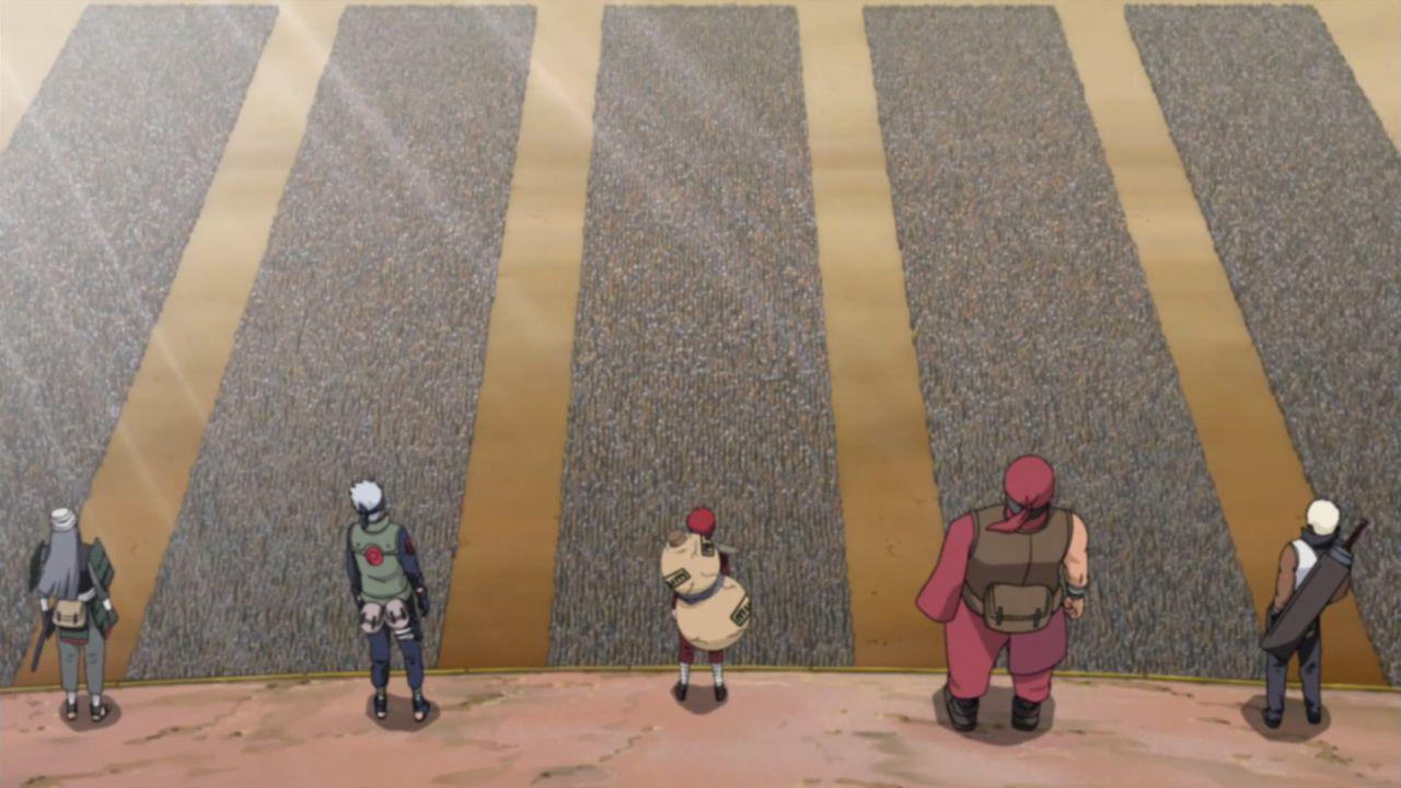 Boruto: come si formano i plotoni ninja? Ukyo Kodachi spiega le formazioni shinobi