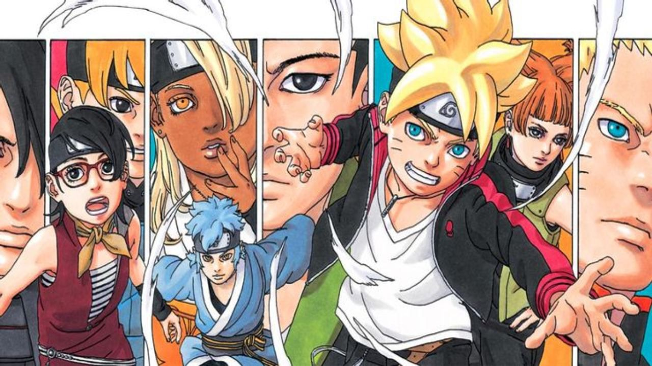 Boruto: cosa deve fare Kishimoto per migliorare il manga? Discutiamone