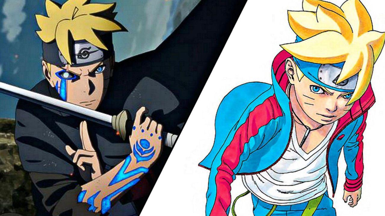 Boruto: Naruto Next Generations 44, trapela la stupenda color in rete