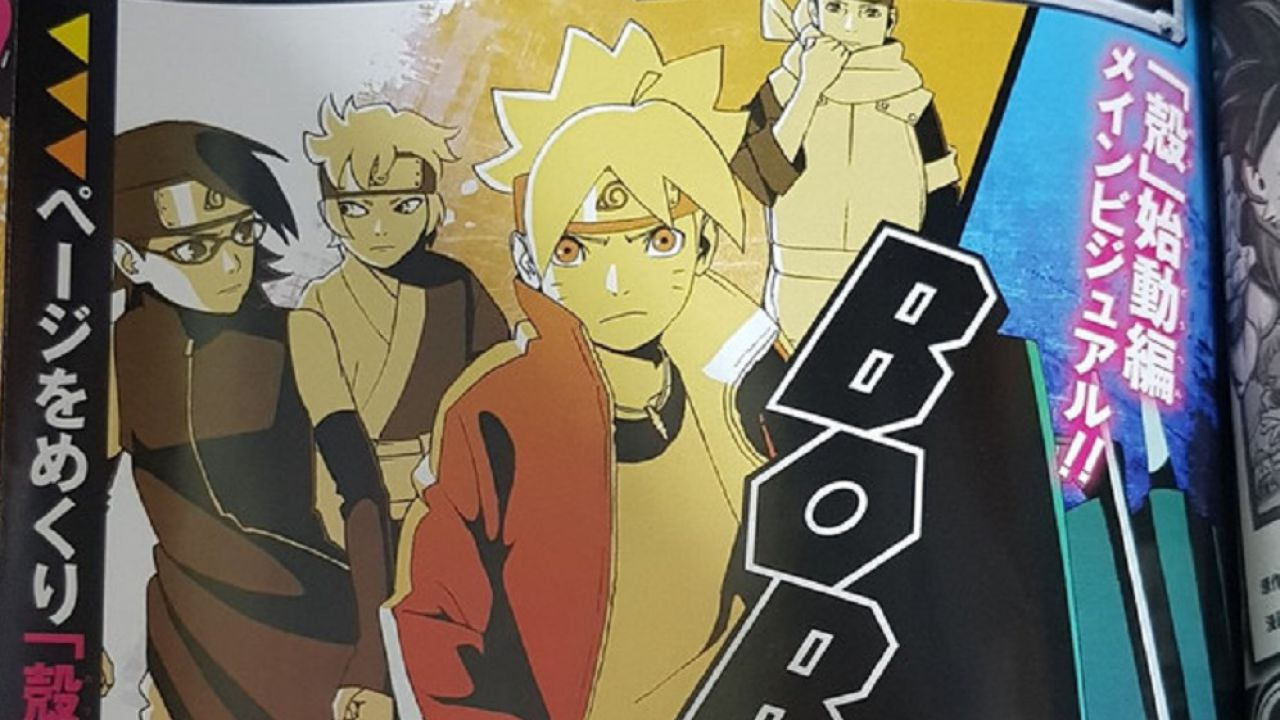 Boruto: Naruto Next Generations andrà in pausa per il Coronavirus?