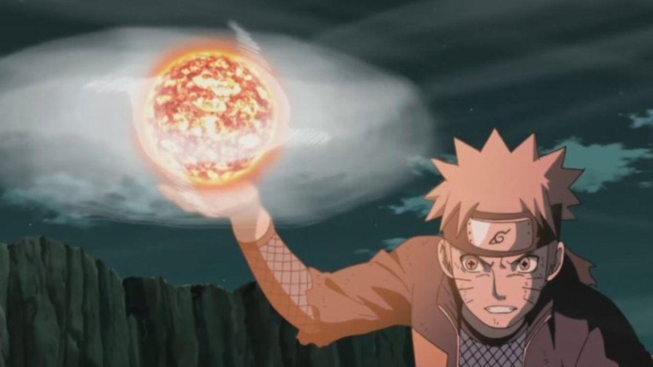 Boruto: Naruto Next Generations, nel capitolo 32 Naruto ripropone il Rasenshuriken